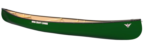 Novacraft Pal Canoe tuffstuff green