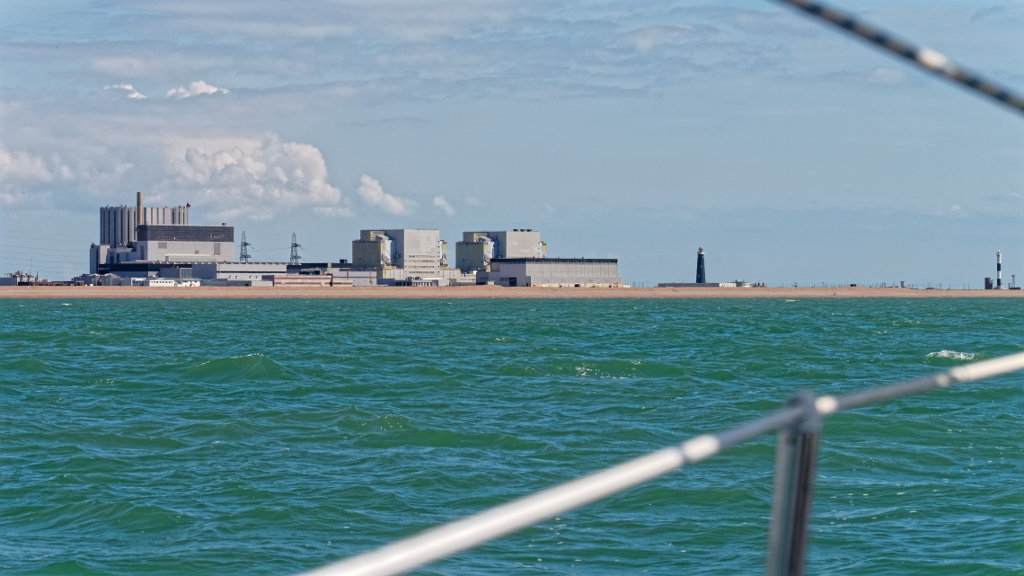 Dungeness Nuclear Power Station Kent