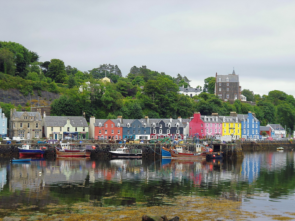 What's the story in Tobermory?